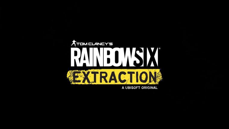 Rainbow SIx Extraction name reveal